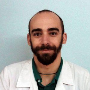 Ulises Alonso Vidal. Fisioterapeuta