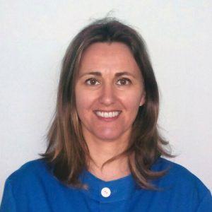 Victoria Puertas Tarjuelo. Directora y podóloga.